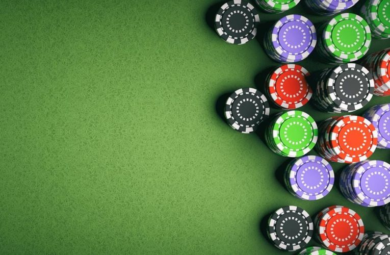 Online poker offers the real-life reality of gambling