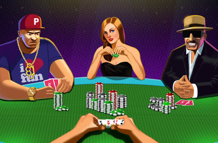 Teach Yourself to Win a Huge Jackpot in Online Poker