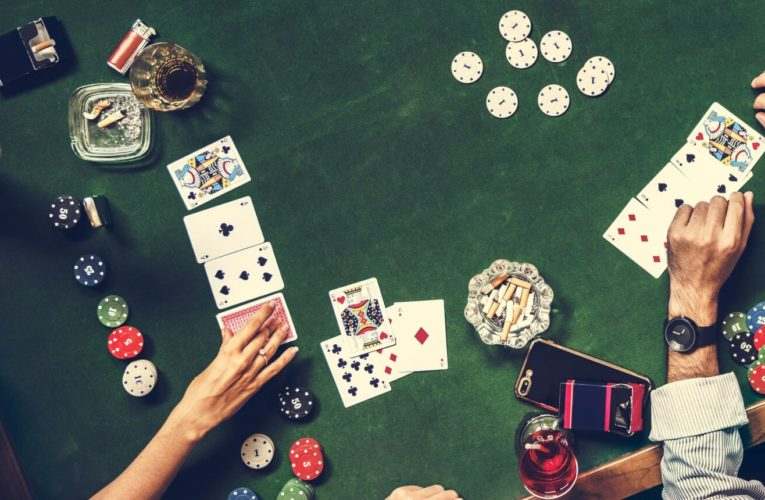 Access Online Casino Games