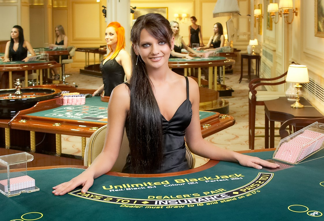The most favorite playing online gambling games
